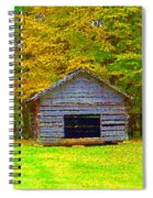 Cool Springs Church Spiral Notebook