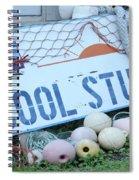 Cool Stuff Spiral Notebook