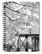 Cooper Street Railroad Trestle Spiral Notebook