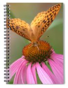 Coordinating Colors Spiral Notebook