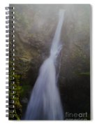 Copper Creek Falls Spiral Notebook