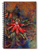 Copper Passions Spiral Notebook