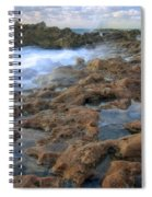 Coral Cove Spiral Notebook