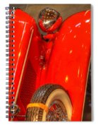 Cord Automobile  Spiral Notebook