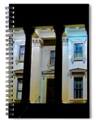 Corinthian Rainbow Spiral Notebook