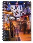Cork, County Cork, Ireland A City Spiral Notebook