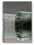 Corked Spiral Notebook