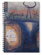 Corks Spiral Notebook