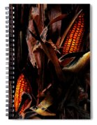 Corn Stalks Spiral Notebook