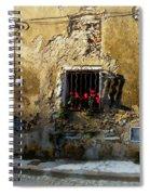 Corner House Spiral Notebook