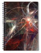 Corona Australis Spiral Notebook