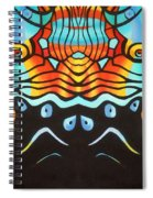 Corporate Business As Usual Spiral Notebook