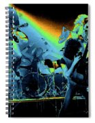 Cosmic Derringer Electrify Spokane 2 Spiral Notebook