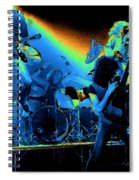 Cosmic Derringer Electrify Spokane Spiral Notebook