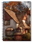 Cottage - Westfield Nj - Family Cottage Spiral Notebook