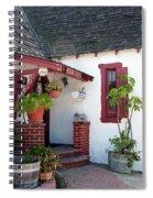 Cottage Charm Spiral Notebook