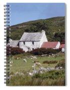 Cottage, Ireland Spiral Notebook