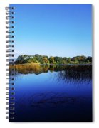 Cottage Island, Lough Gill, Co Sligo Spiral Notebook