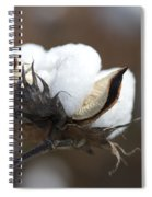 Cotton - Southern Gold Spiral Notebook