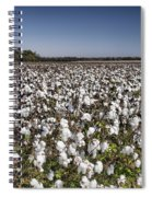Cotton In Limestone County Spiral Notebook
