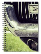 Cougar Time Spiral Notebook