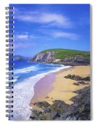 Coumeenoole Beach, Dingle Peninsula, Co Spiral Notebook