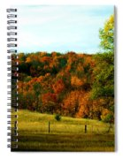 Country Camping Spiral Notebook