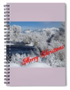 Country Christmas 2 Spiral Notebook