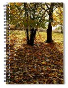 Country Color 11 Spiral Notebook