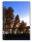 Country Color 16 Spiral Notebook
