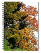 Country Color 2 Spiral Notebook
