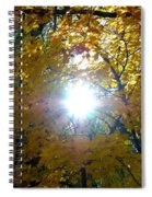 Country Color 3 Spiral Notebook