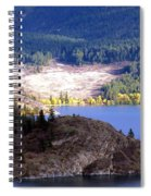 Country Color 4 Spiral Notebook