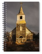Country Faith Spiral Notebook