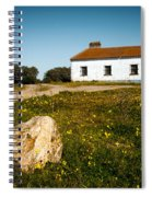 Country House Spiral Notebook