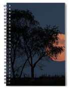 Country Moon  Spiral Notebook