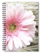 Country Pink Spiral Notebook