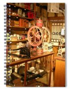 Country Store 1 Spiral Notebook
