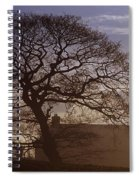 County Tyrone, Ireland Winter Morning Spiral Notebook