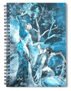 Coup De Grace 02 Spiral Notebook
