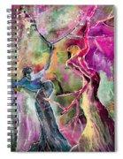 Coup De Tete Spiral Notebook