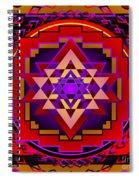 Courage 2012 Spiral Notebook