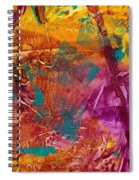 Courageous Journey II Spiral Notebook