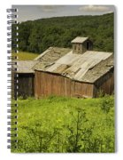 Coventry Barn Spiral Notebook