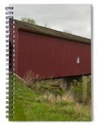Covered Bridge Zumbrota 1 Spiral Notebook
