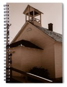 Cramer School 1875 Spiral Notebook