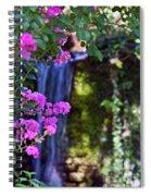 Crape Myrtle  Spiral Notebook