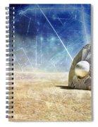Crash Site Spiral Notebook