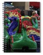 Crayon Box 3439 Spiral Notebook