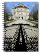 Creation 115 Spiral Notebook